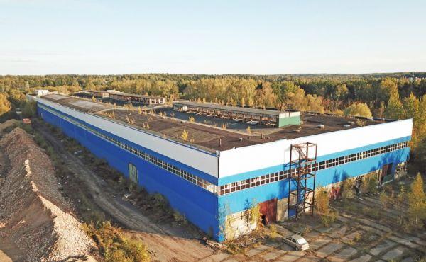 Производственный комплекс 13.744 кв.м. в Волоколамске